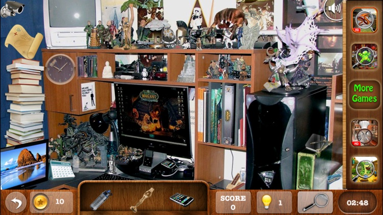 Messy Office -Hidden Objects For Fun screenshot-3