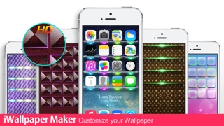 iWallpaper Maker : Custom theme Wallpapers ( for home screen, lock screen, kakao, whatsapp, Messenger) app image