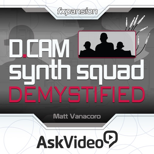 Course For DCAM Synth Squad Demystified