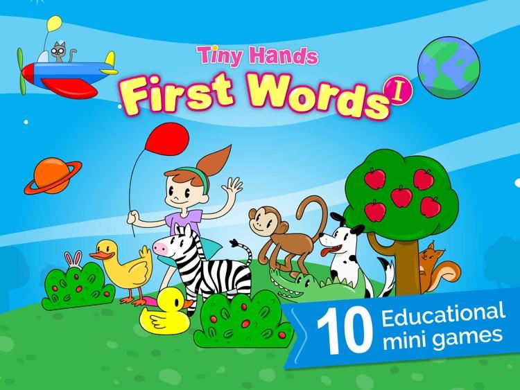 TinyHands First Words 1 Lite