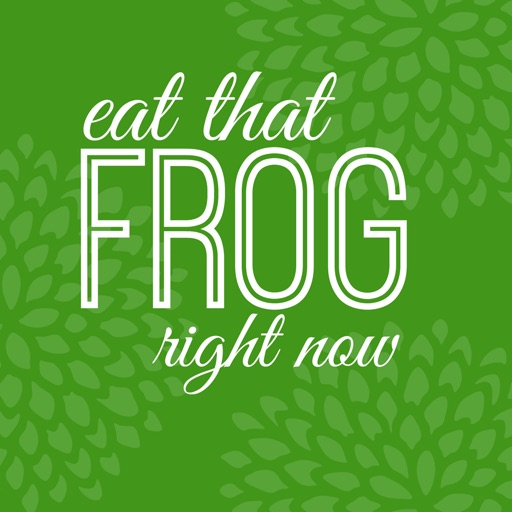Eat That Frog: Practical Guide Cards with Key Insights and Daily Inspiration