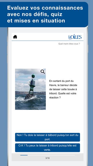 Le balisage maritime - Voiles et Voiliers - Au programme du Permis Côtierのおすすめ画像3