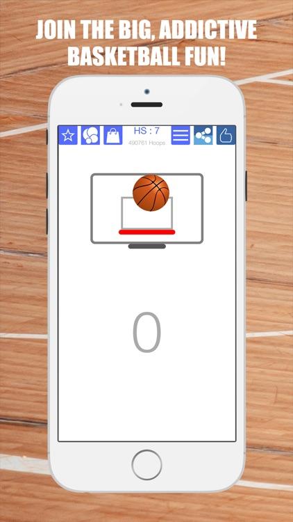MessBas - Messenger style Basketball game