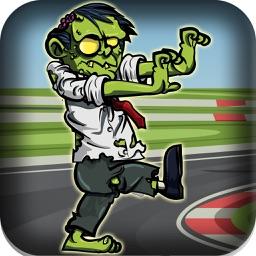 Dead Zombie Run - A Motorcycle Rider Getaway Pro