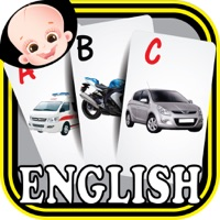 Codes for Kids Vehicles ABC Alphabets Flash Cards Hack
