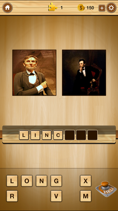 Pic2Word! 2 Pics, What's the 1 Word? Difficult Trivia Family Puzzle Game screenshot four