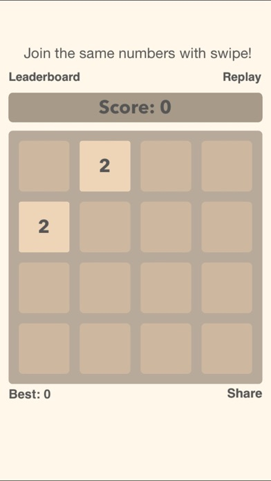 2048 - Mind Blowing Puzzle Game!!