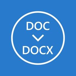 DOC to DOCX
