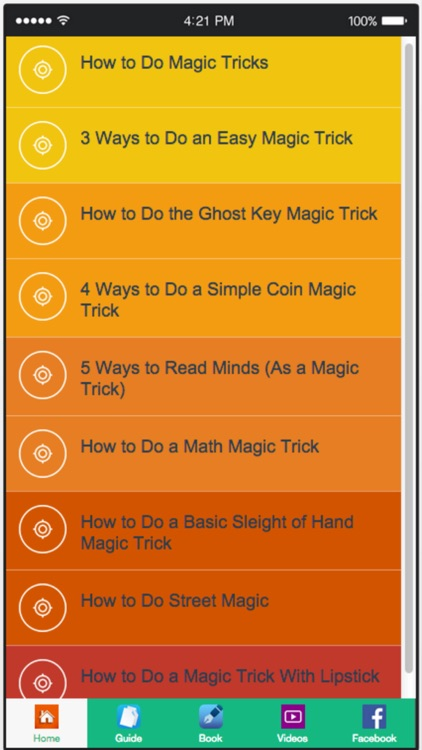 How To Do Magic Tricks - Learn Easy Magic for Beginners screenshot-0