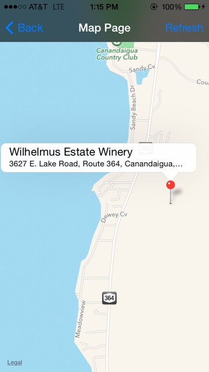 New York Winery Finder screenshot-4