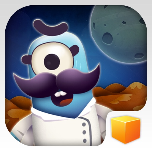 Space Hangman: Aliens Go Crazy icon