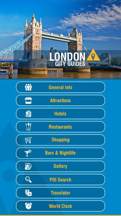 London City Travel Guide