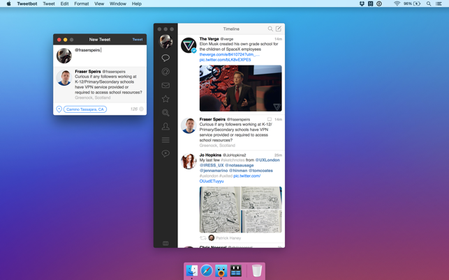 ?Tweetbot 2 for Twitter Screenshot
