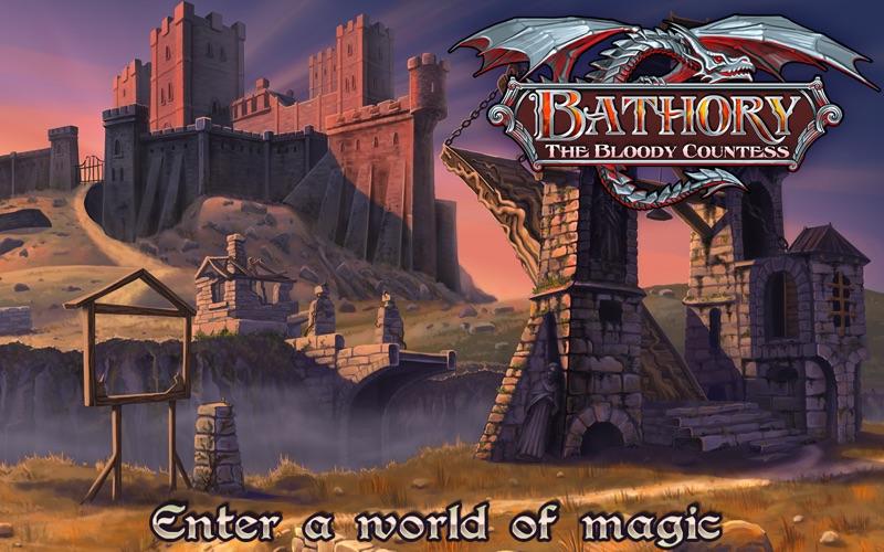 Bathory - The Bloody Countess: Hidden Object Mystery Adventure Game screenshot 5