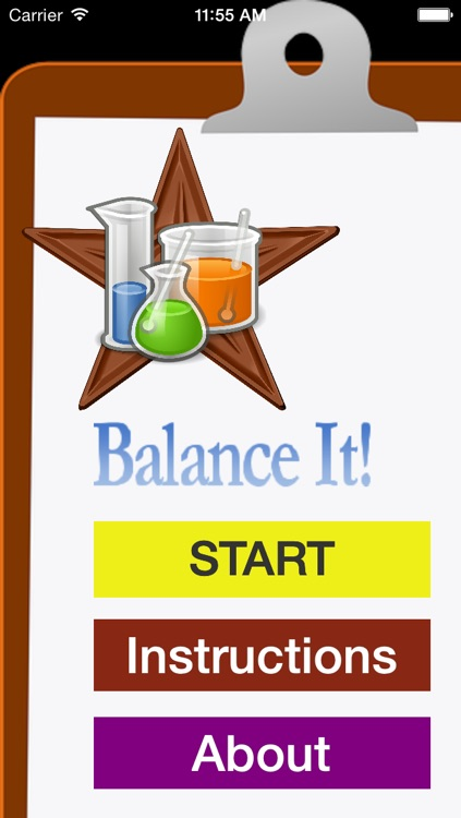 Equation Balancing for Learning Chemistry Free screenshot-3