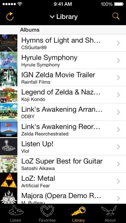 Radio Hyrule: 24/7 Zelda Music