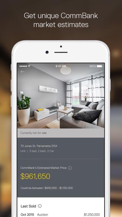 CommBank Property screenshot-3