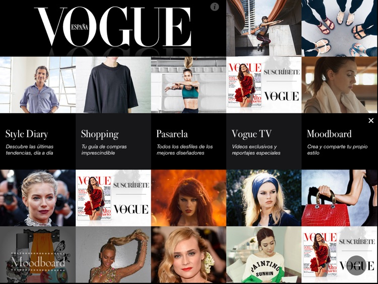 Vogue App screenshot-0