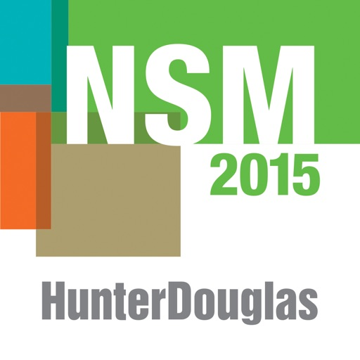 Hunter Douglas NSM 2015