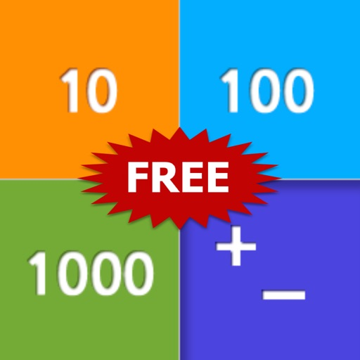 Make 10,100,1000 - Free(Complementary Number Training)