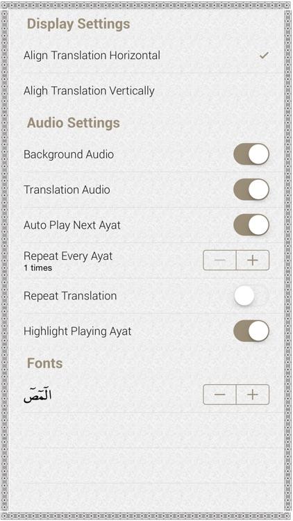 Quran Polish screenshot-4