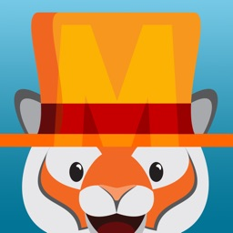 Magic Hat: Wild Animals - Playing and Learning with Words and Sounds