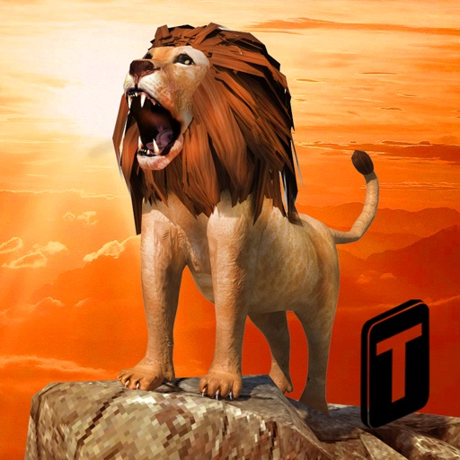 Lion Simulator 3D