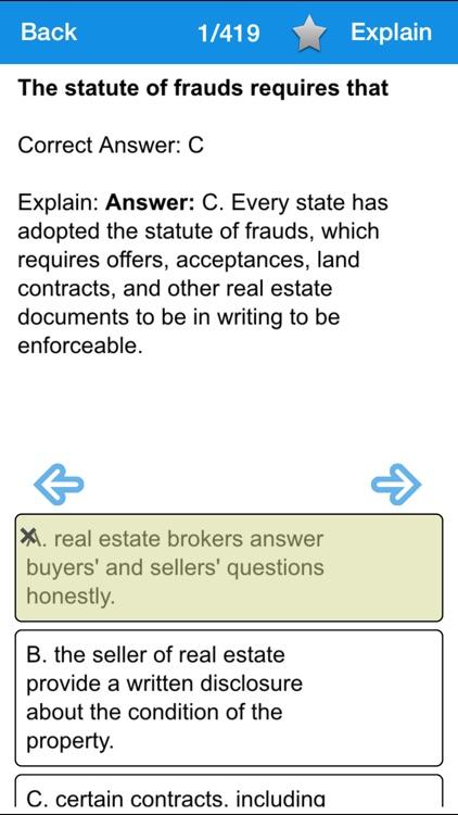 Texas Real Estate Salesperson/Agent/Broker Test Prep