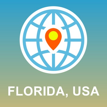 Florida, USA Map - Offline Map, POI, GPS, Directions