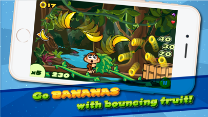 Baby Chimp Chomp: Jungle Fruit Bounce