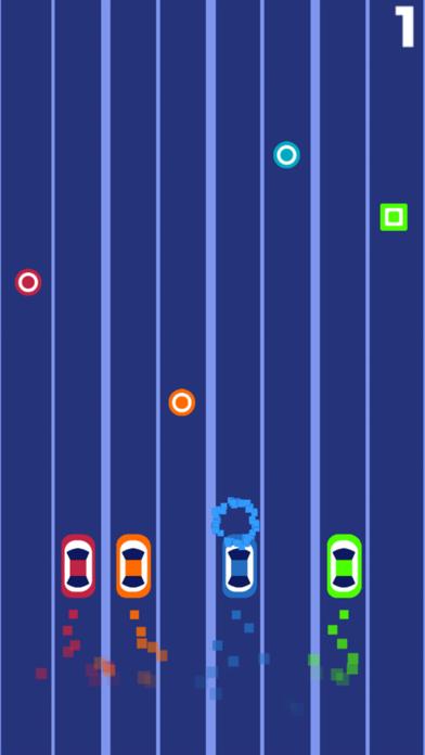 4 Cars!