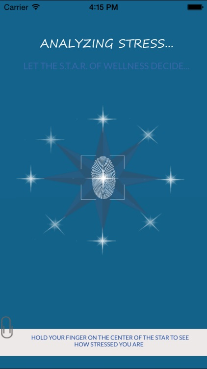 Blue STAR Bright/Stress Tension Anxiety Relief screenshot-3