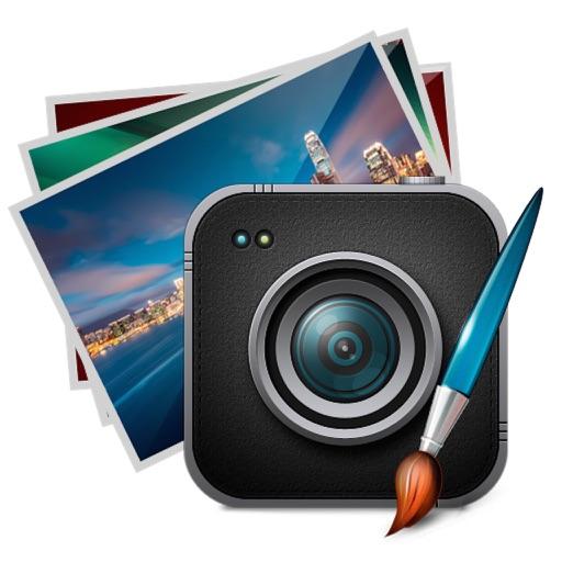 معدل صور الفيس بوك iOS App
