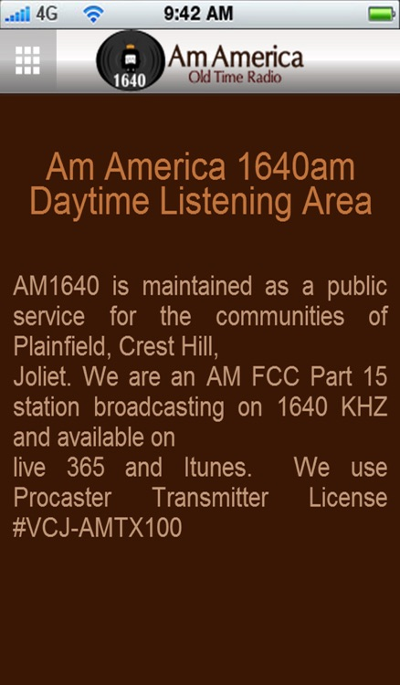 Am America Old Time Radio screenshot-4