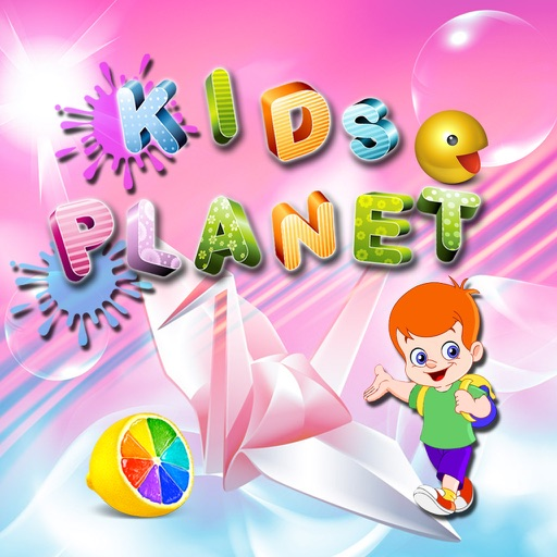 Kids Planet for Learning icon
