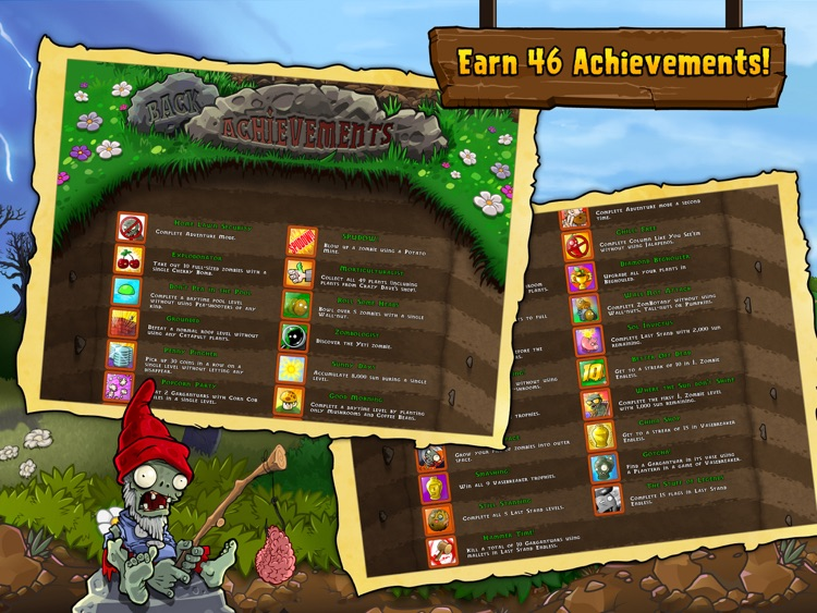Plants vs. Zombies™ HD screenshot-4