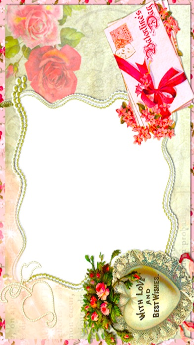 Valentines Day Frames: Exquisite - App - Mobile Apps