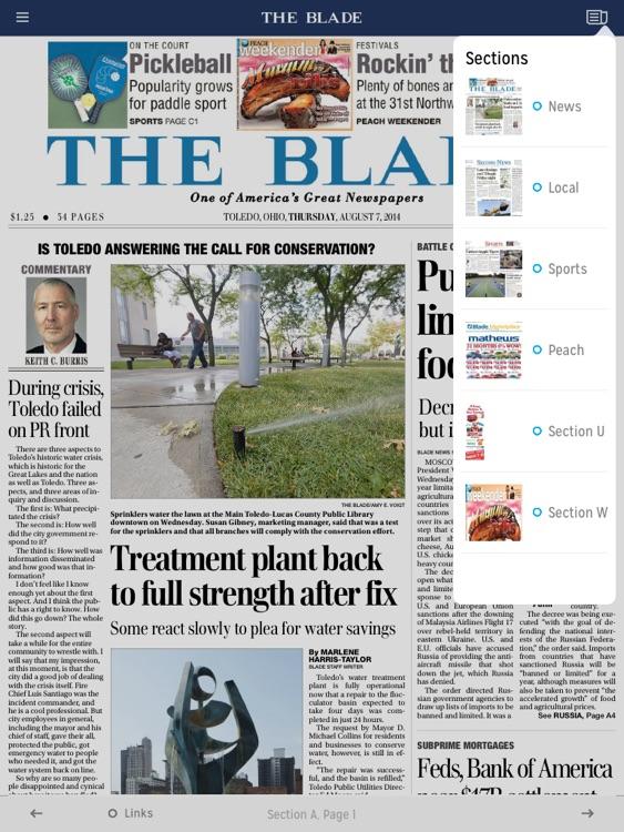 The Blade Newspaper screenshot-4