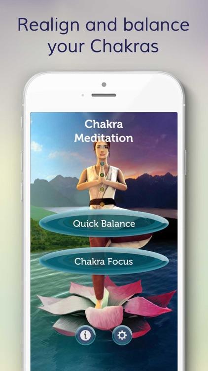 Chakra Meditation screenshot-0
