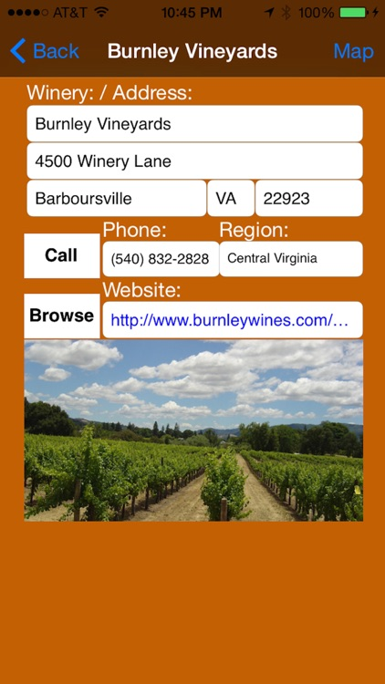 Virginia Winery Finder screenshot-3