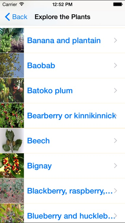 Edible and Poisonous Plants screenshot-3