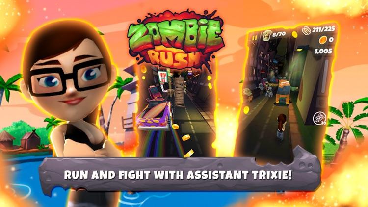 Zombie-Rush screenshot-3