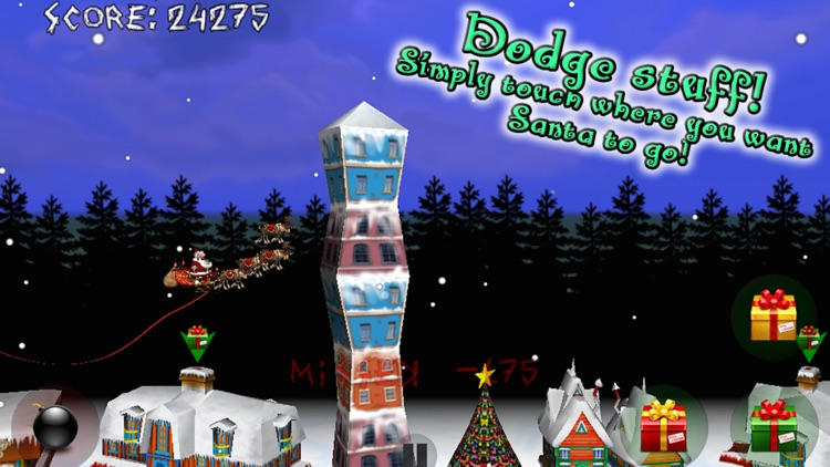 Christmas Run! Angry Santa's Revenge! FREE screenshot-2