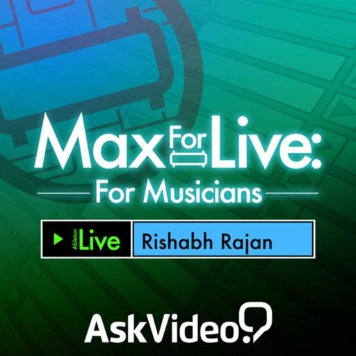 AV for Live 9 400 - Max For Live - For Musicians