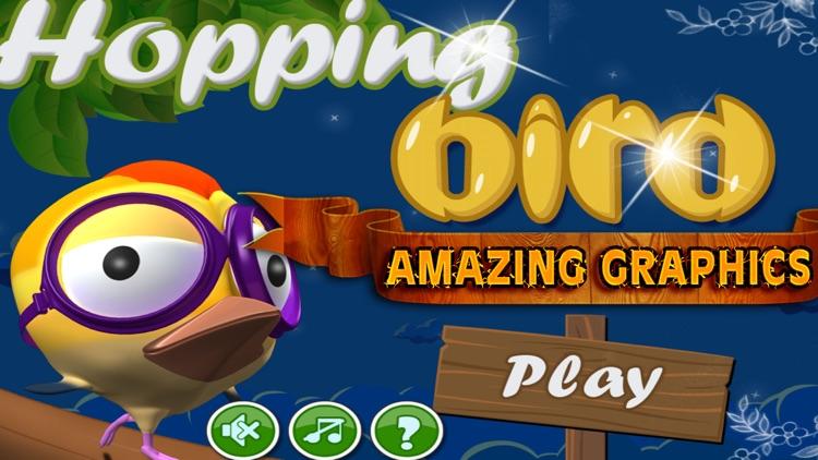 No Flappy Hopping Bird screenshot-3
