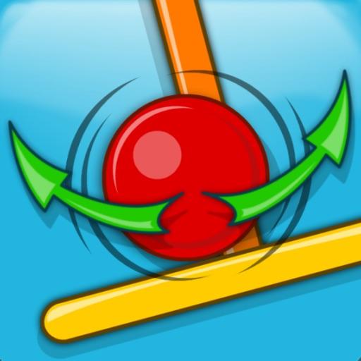 Flick & Swing vs Red Ball FREE