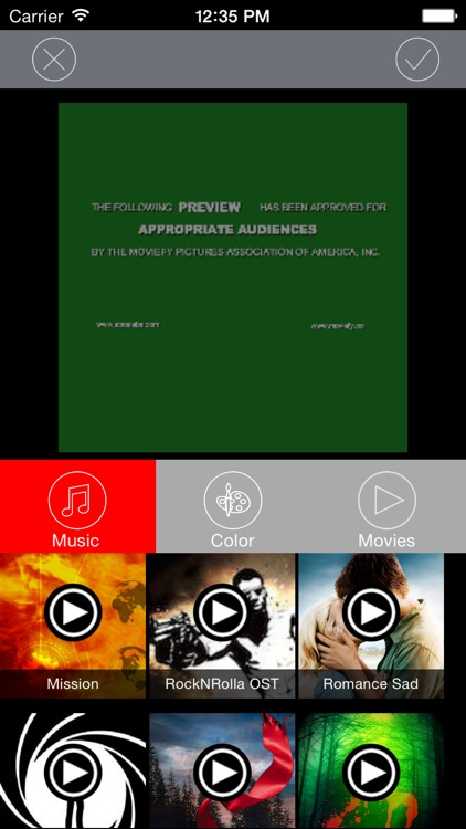 Moviefy - Cool Auto Pause Video Effects Camera Editor