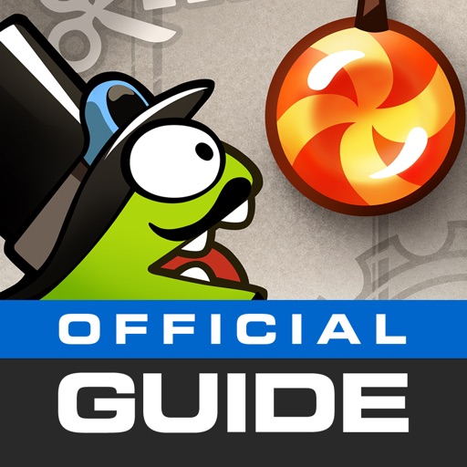 The Official Guide to Cut the Rope: Time Travel