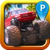 Monster Truck Parking Simulator - 3D Car Bus Driving & Racing Games - iPhoneアプリ