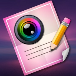 Photo Writer Studio - Add Text to Photos Write Messages and Quotes on Pics with Cute Pic Editor
